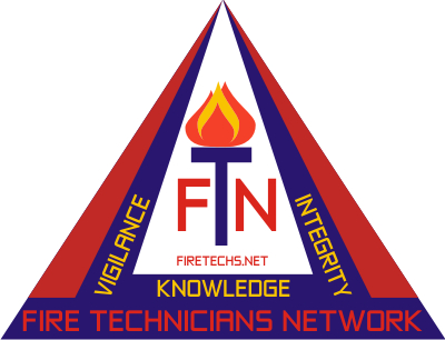 Fire Protection Technicians Network Logo - Copyright by the Fire Protection Technicans Network