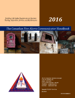 Canadian Fire Alarm Communicator Handbook - Installation, Commissioning, Inspection, & Testing